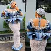Check Out Some Latest Owambe Outfits For Stylish Ladies To Rock Out this Month