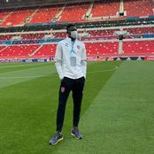Reactions After Olunga Posted This Picture On Facebook