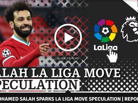 Liverpool already know what could happen next with Mohamed Salah