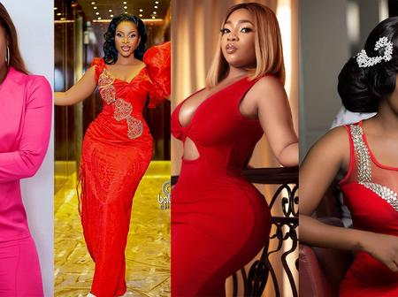Val's Day: See How Your Favorite Celebrities Are Rocking The Day With Mind-blowing Pictures