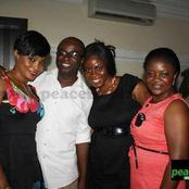 Photos: Surprise Birthday Party For Peace FM Entertainment Review Host Kwasi Aboagye