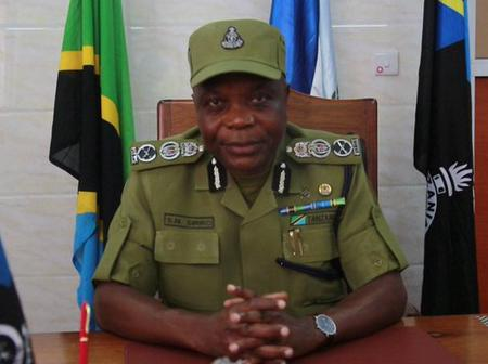 RIP: Tanzania's Inspector General of Police Simon Sirro's Mother Dies