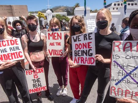 South African Women Are Protesting Against Rape Culture. Read More.