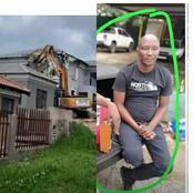 South African Man Destroys House After His Girlfriend Abandoned Him