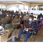 S/R: Religious Military Induction Happened live In Daboya, Savannah Region