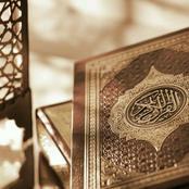 سورة فى القرآن من قرأها في ليلة الجمعة أعطاه الله كتابه بيمينه يوم القيامة كان رفيقاً لرسول الله
