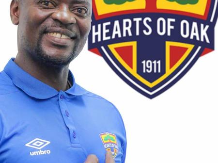 I Am Not Thinking Of Winning The League Right Now - Accra Hearts Of Oak Head Coach Reveals