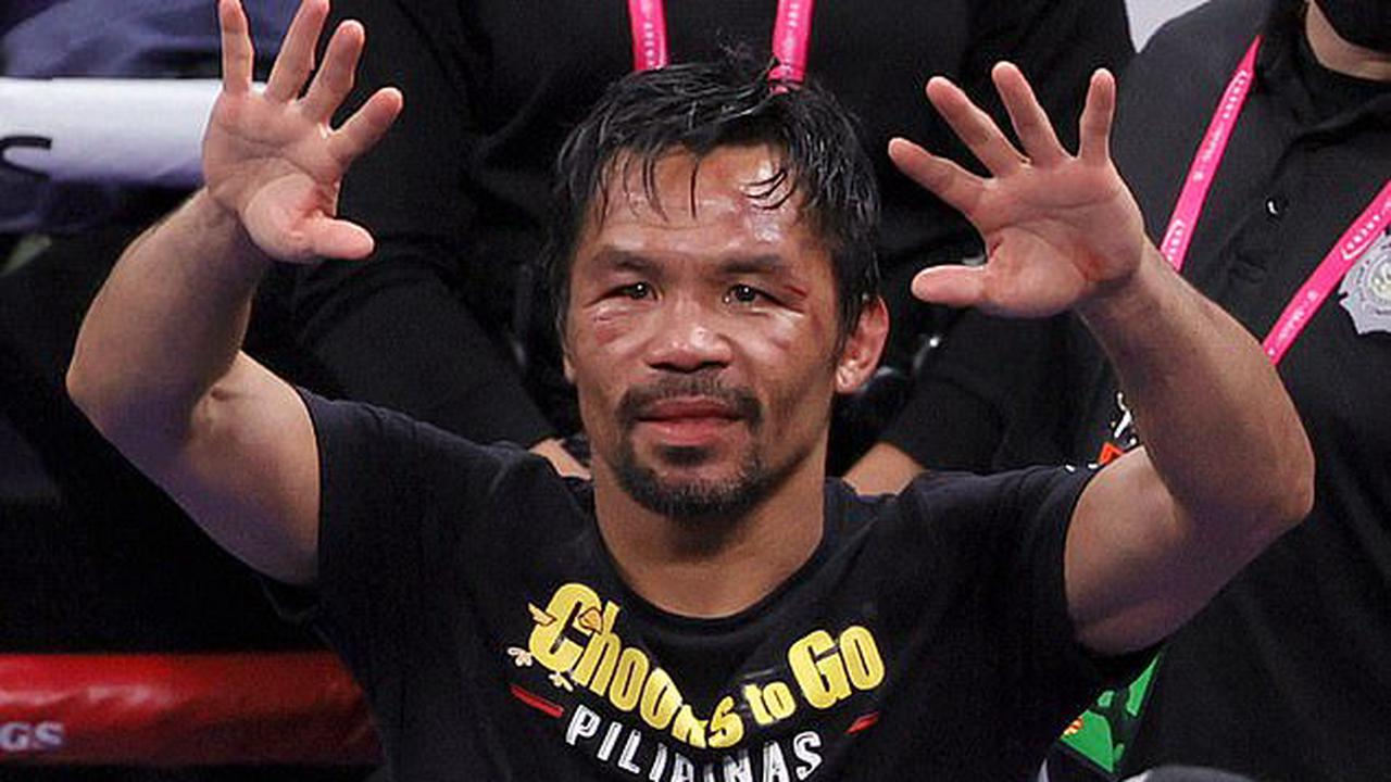 Manny Pacquiao confirms his boxing career is 'ALREADY OVER' after his defeat by Yodenis Ugas last month - with the legendary fighter set to switch his focus to running for president of the Philippines