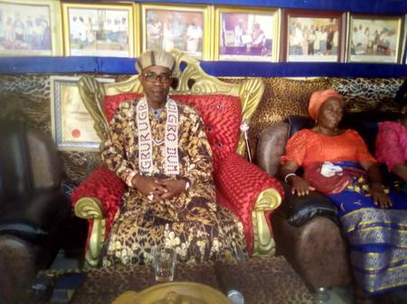 Rising cases of criminality at Olokoro Clan worries VGN Patron