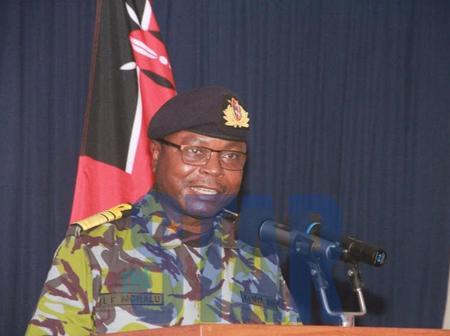 Kenya Defence Forces Sends Kenyans The Following Message Regarding Easter Celebrations
