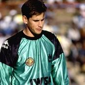 Kaizer Chiefs Legend says the Standard of Goal Keeper at Chiefs have dropped