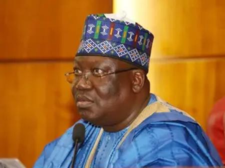 Senators Were Locked In A Debate As Lawan Forces Abaribe To Withdraw Armed Forces Commission Bill