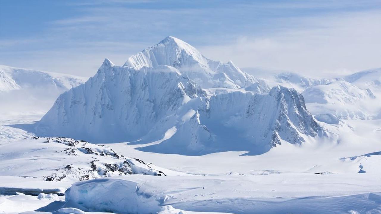 Découverte d'une forme de vie mystérieuse sous la glace de l'Antarctique