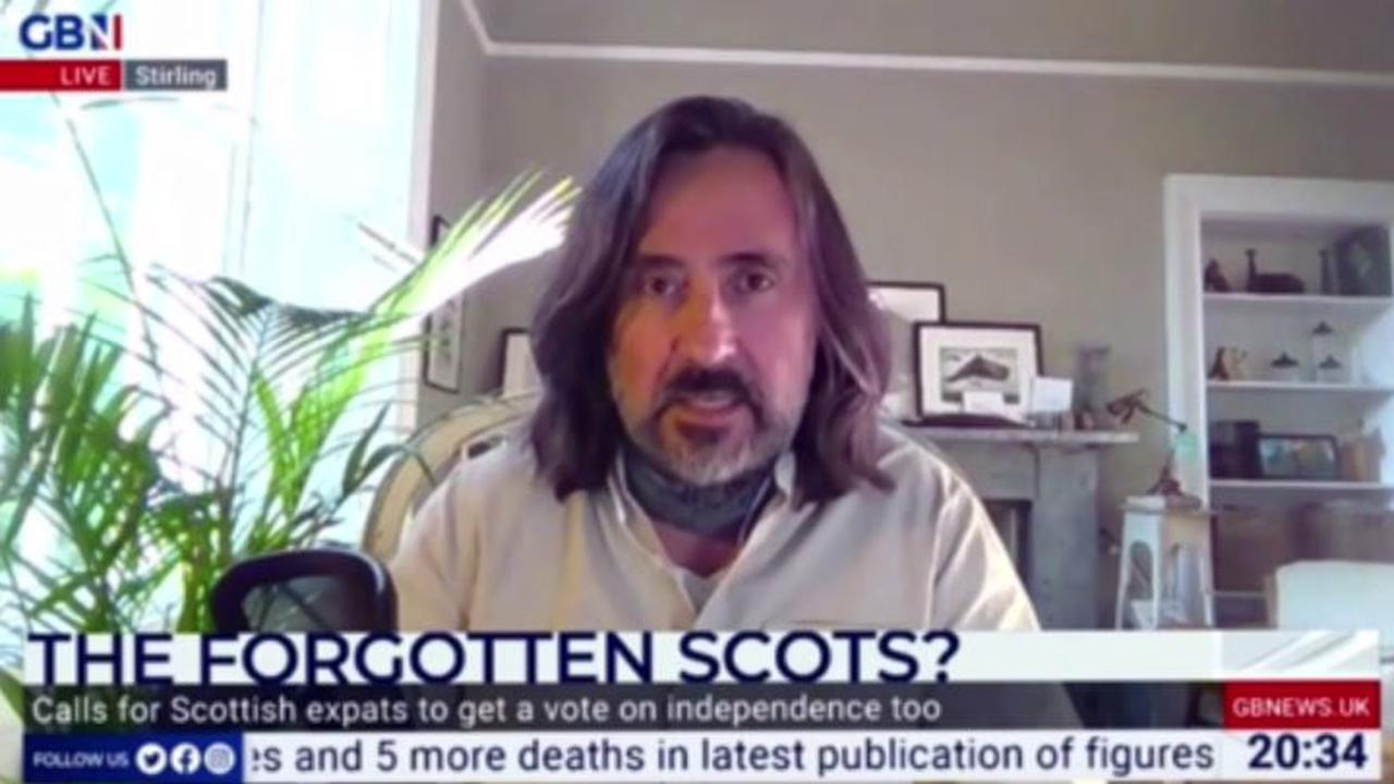 Scotland has 'no appetite' for Indyref2 and Nicola Sturgeon 'KNOWS' it –Neil Oliver erupts