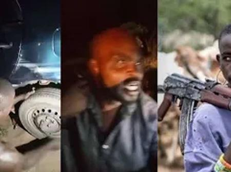 Suspected Fulani Herdsmen Launched Another Fresh Attack Last Night In Southwest, Watch Video.