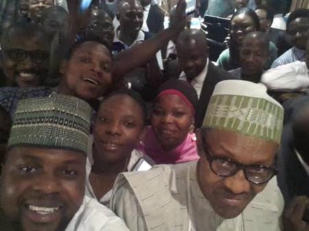 Practice these 3 Steps and You Would be Successful as President Buhari
