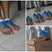 People are making fun of these shoes, check them out you'll be amazed
