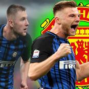 Man Utd Have Reportedly Asked Inter Milan About Transfer Deals For Either Martinez or Skriniar