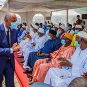 Décès du président du COSIM : le Premier Ministre Patrick Achi présente les condoléances du...