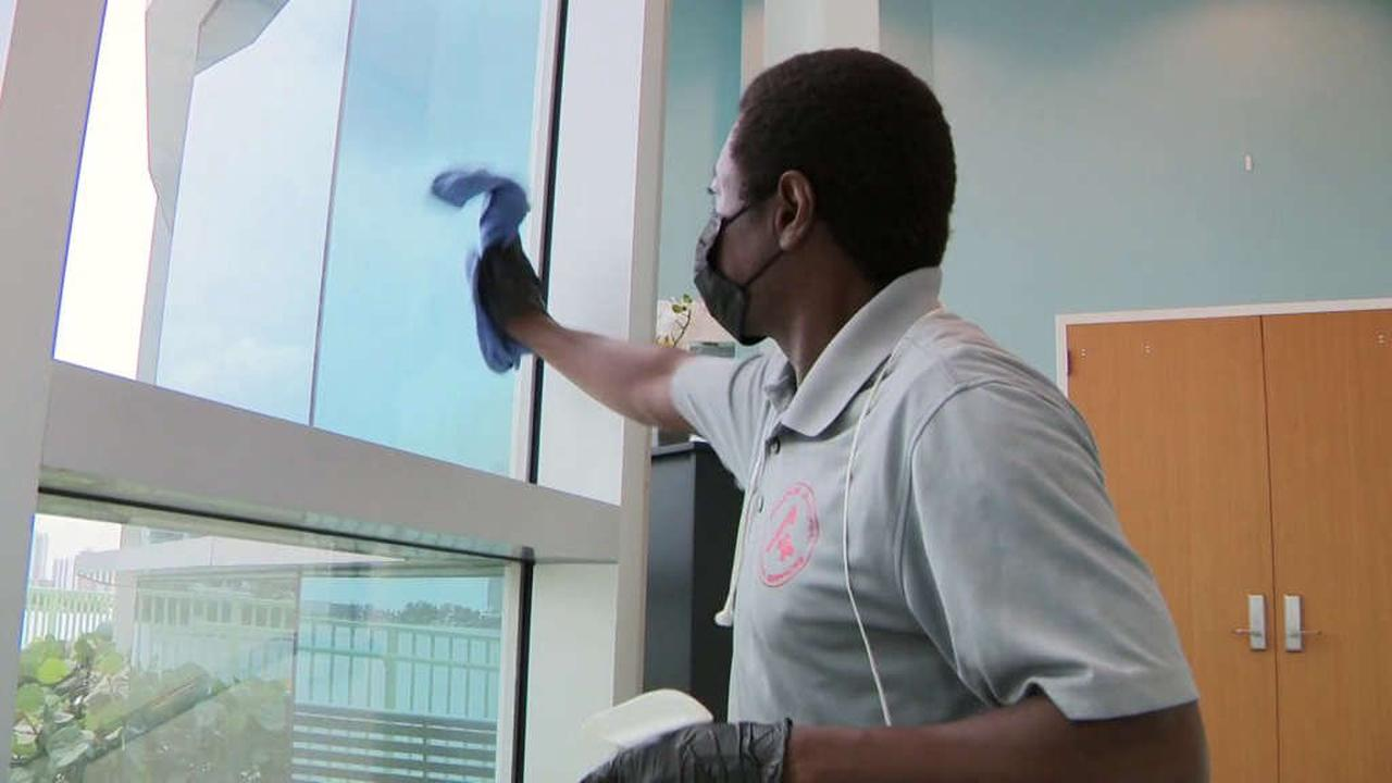 South Florida Maintenance Company Credits FIU's Small Business Development Center For Helping In Their Survival During Pandemic