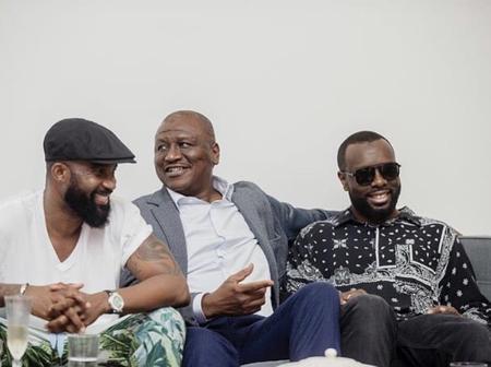Maître Gims, Fally Ipupa et Sidiki Diabaté rendent hommage au Premier ministre Hamed Bakayoko