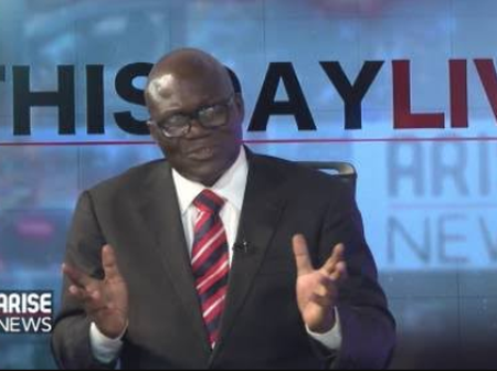 Dr. Reuben Abati: federal government's claim of technically defeating Boko Haram in question.