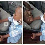 See What This Little Girl Did For Her Dad Who Needs A Kidney Transplant
