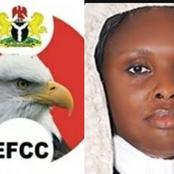 EFCC Re-Arraigns Justice Rita Ofili Ajumogobia for Alleged Money Laundry