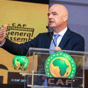 FIFA President Sends Strong Message To Ivory Coast