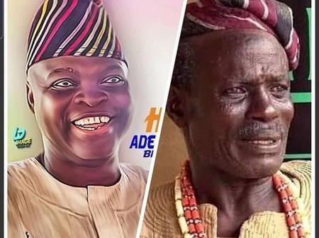 Happy birthday- Madam Saje wishes veteran actors Abija and Big Abass happy birthday