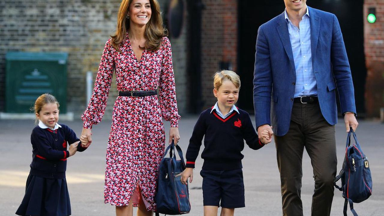 Kate and William Have Major Plans for George and Charlotte in 2021