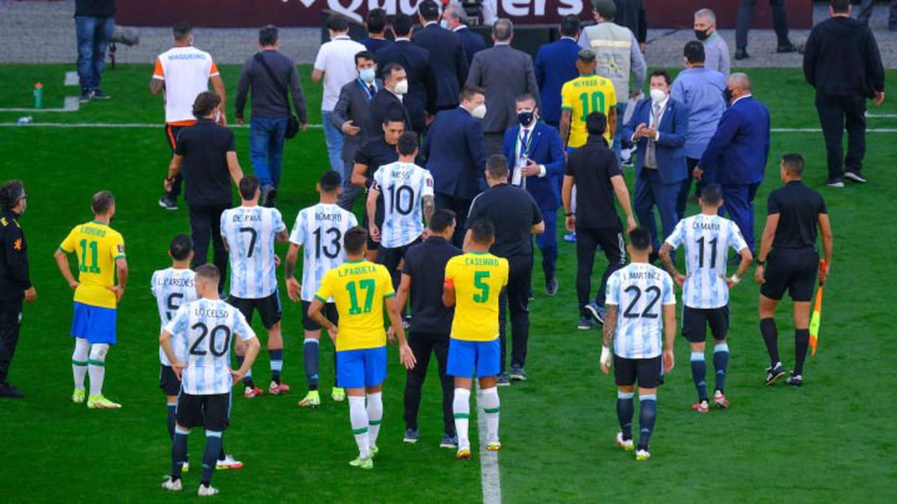 Argentina coach blasts Premier League for withholding CONMEBOL players:  'This cannot happen again' - Opera News