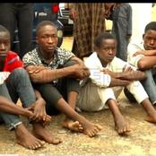 We Started Kidnapping Because Of Lockdown, No School & We Needed Money - Arrested Teenage Kidnappers