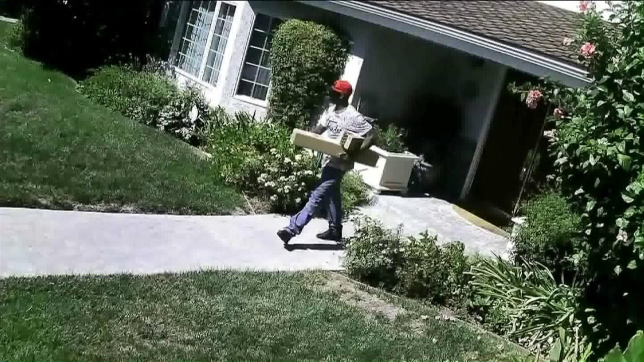 Porch pirates on the rise