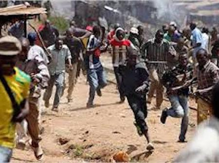 Tension In Borno As Over 100,000 Flee To Niger Republic After B/Haram Attacks