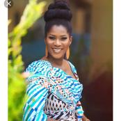 She is a beauty to behold - Meet Nollywood actress, Stephanie Okereke.