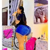 Find Out The Slay Queen With The Biggest Curves In Africa (2021)