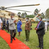 President Uhuru Kenyatta After a Mudavadi, Gideon Factor? New Details Emerge