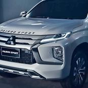 The Pajero Sport is ignored but is one of a high standard