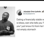 Handsome Man Advises Boys On Types Of Ladies To Date