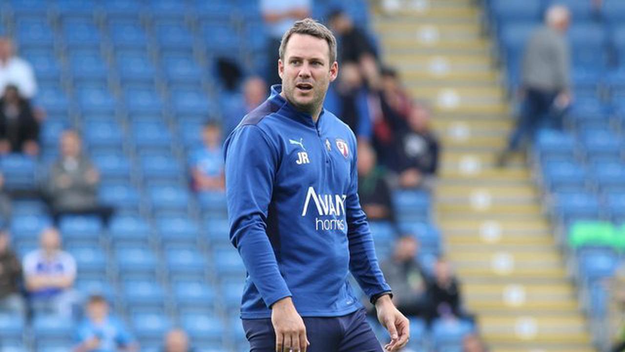 Chesterfield striker Tom Denton suffers 'pretty big injury setback' and transfers latest