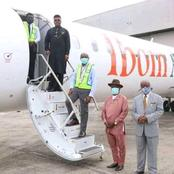 Ibom Airline Wins 2020 Airline Of The Year Award From African Travel Market and Publisher ATQNews