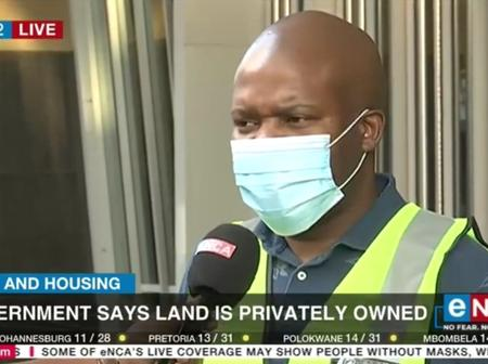 Land and Housing, crowds accused of invading land Illegally.