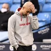 What I noticed from Pep Gaurdiola's first loss in 21 games