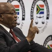 Former President Jacob Zuma Didn't Show Up To The Meeting With Top 6 Of The ANC