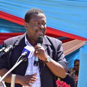 Raila Odinga Suffers a Major Setback After Musalia Mudavadi Changes Mind and Issues New advisory