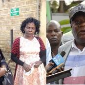 Revealed: The Embarrassing Number of Votes Late Murunga's Widow and son Got in The Matungu Election