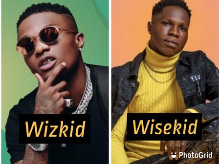Reactions As Artist Who Has Been Illegally Making N30M Monthly By Copying Wizkid's Music Was Caught