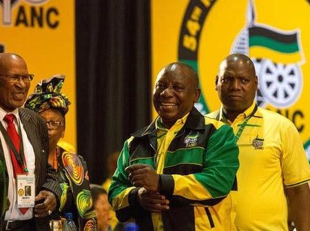 The fight or misunderstanding inside the ANC is taking the country very far it must end now- [OPINION]