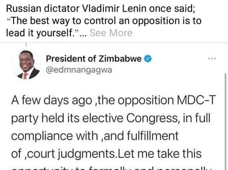 Hopewell Chin'ono is Always Misleading the Citizens of Zimbabwe - OPINION